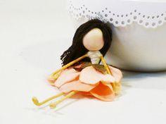 Waldorf Toy - Princess