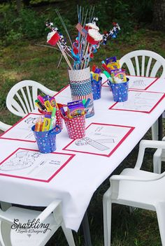 kids 4th of july party activities «