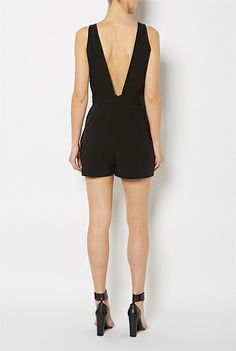 HOT!! Latest Women's Fashion for Spring & Summer 2013 | Witchery Online - V-Neck Neck Playsuit #witcherywishlist