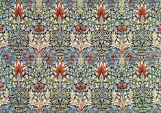 Snakeshead (1876-1877) by William Morris. Original from The Birmingham Museum. Digitally enhanced by rawpixel. | free image by rawpixel.com Pattern Art, Pattern Design, William Morris Patterns, Birmingham Museum, Arts And Crafts Movement, Free Illustrations, Paper Background, Wall Wallpaper, Vintage Images