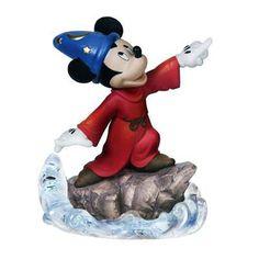 Precious Moments Disney Showcase Sorcerer's Apprentice Mickey  151709 NIB