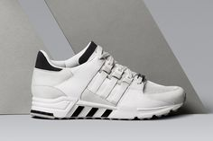adidas Originals SS14 EQT White Pack Rebook Shoes cc9b589ee41
