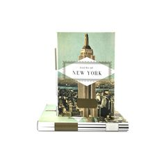 "POEMS OF NEW YORK.  Encompassing as many moods, characters, and scenes as this multifaceted metropolis has to offer, ""Poems of New York"" ranges from the exuberant celebrations of Walt Whitman to contemporary poets' elegies to the city in the wake of the September 11 tragedy."