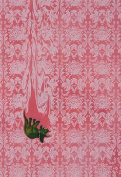"My absolute favorite work of art on 12 East in Mott Hospital! ""Reconsideration – Adrian Hatfield"""
