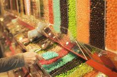 Ideas para una tienda de dulces