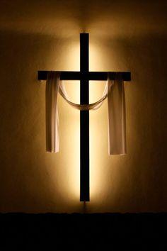 Easter by ~dignitarium on deviantART Cross Wallpaper, Jesus Wallpaper, Catholic Wallpaper, Jesus Drawings, Jesus Photo, Cross Pictures, Jesus Is Risen, Resurrection Day, Pictures Of Jesus Christ