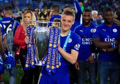 Jamie Vardy was third in Wayne Rooney's vote for the best three players of 2016