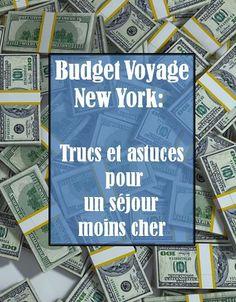Tout le monde rêve d'aller à New-York au moins une fois dans sa vie. Mais niveau budget, il y a de grands risques à exploser l'enveloppe prévue ! Alors voici nos conseils pour économiser et parvenir à réaliser votre rêve !