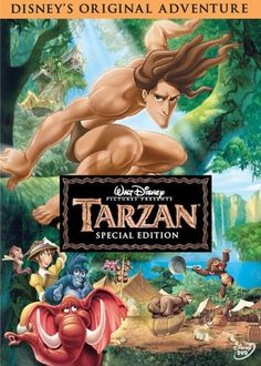Tarzan (Special Edition) - With 47 previous movie adaptations, TARZAN(R) is said to be the second most-filmed subject in Hollywood history (topped only by DRACULA) and one of the all-time most popular with moviegoers.After viewing Snow White and the