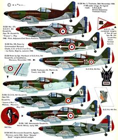 Dewoitine D520 : best french fighter of WW2. But sadly, it was too late, too…