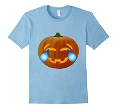 Men's Emoji Pumpkin T shirt Laughing Face with tears Hall... https://www.amazon.com/dp/B01M4LTAAL/ref=cm_sw_r_pi_dp_x_r7Ceyb63CWNN4