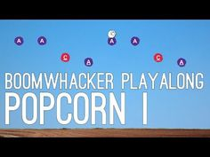 Popcorn I - Boomwhacker Playalong - YouTube