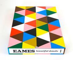 『EAMES beautiful details』(Ammo Books) 429×312×56 mm/ハードカバー/360P ¥18,900