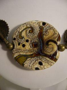 39B Collier ivoire et feuille d'argent detail2 | Flickr: partage de photos!