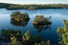 Stensjön, Tyresta NP
