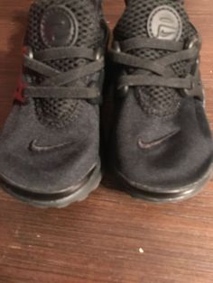 e9dc7dc0232e74 BOY S NIKE LITTLE PRESTO BLACK TODDLER S SHOES SIZE 7c  fashion  clothing   shoes