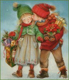 Lief - Christmas card