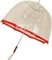 Walked home from school with this same umbrella.