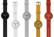 Uniform Ware Watches Are Stunning and Simple #watches trendhunter.com