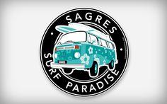 Sagres Surf Paradise | Sagres T-Shirts
