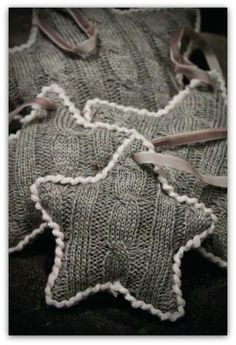 estrellas tricot