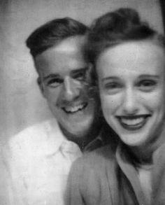 Eugene Sledge and Mary Houston (Sidney Phillips's wife).