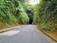 O Túnel que Chora, em Conservatória.