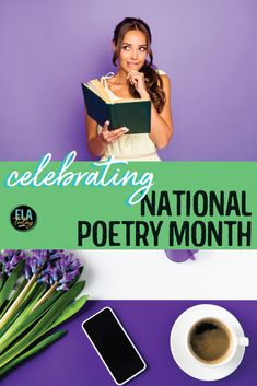 National Poetry Month Activities for the English Classroom – ELA Today Writing Rubrics, Paragraph Writing, Opinion Writing, Persuasive Writing, Poem Analysis, Poetry Lessons, Curriculum Mapping, Teaching Poetry, National Poetry Month