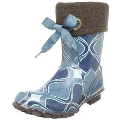 How fun are these? Mud Boots, Outdoor Woman, Waterproof Boots, Becca, Rubber Rain Boots, Product Launch, Footwear, Stylish, Shoes