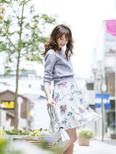 宮田聡子 tocco-closet Korean Fashion Kpop Bts, Korean Fashion Pastel, Korean Fashion Shorts, Korean Fashion Street Casual, Korean Fashion Summer, Fashion Pants, Street Style Women, Fashion Outfits, Womens Fashion