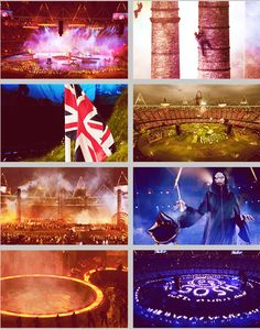 London 2012 Olympics - Opening Ceremony :)