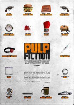 allthemovieposters:  Pulp Fiction (1994) [900 x 1274]Source: http://i.imgur.com/nWz3cpy.jpg
