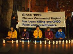 Stop the killing of Falun Gong Practitioners in China