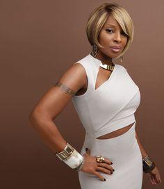 mary j blige | Black Diamond Media: Profile: Mary J. Blige - Singer-Songwriter