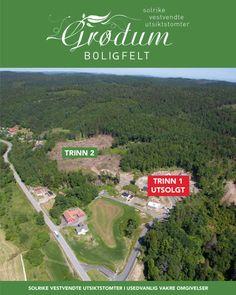 Velkommen til Grødum Boligfelt, Trinn 2!