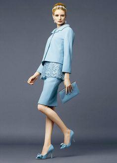 myfashion_diary: Dolce & Gabbana весна-лето 2014: женская коллекция