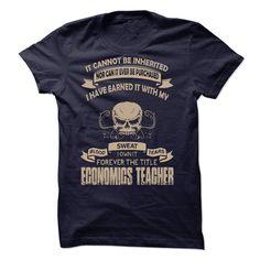 Proud Be An Economics Teacher T Shirt, Hoodie, Sweatshirt