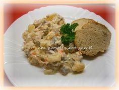 Kartoffel-Matjes-Salat