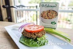 Supreme Burgers | Recipe Guide | Dr Fuhrman.com