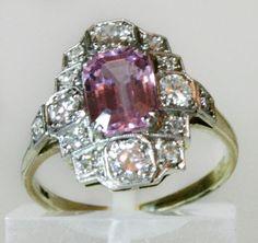 antique diamond jewelry - Google Search