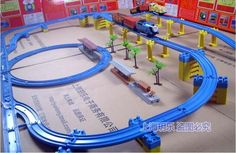 thomas trackmaster layout ideas - Google Search