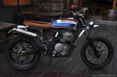Honda Dominator - 811 Custom Motorcycles - 811-1