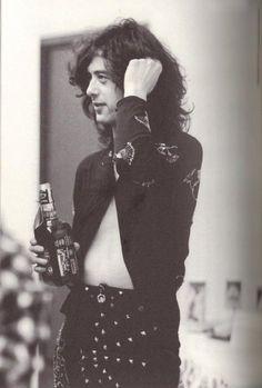 Jimmy Page Jack Daniels Poster Tumblr lj920dza8z1qb08rpo1 500 jpg