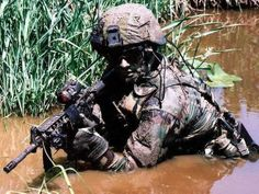 US Special Forces Soldier!