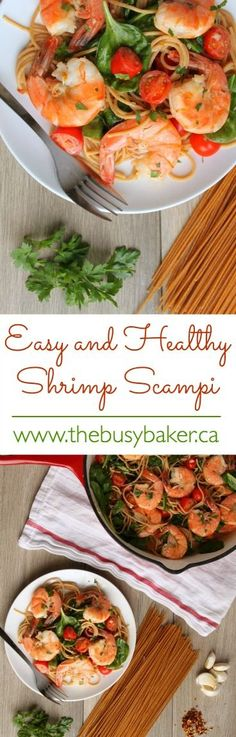 Easy Healthy Shrimp