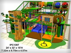 #playmart #playground #kids #fun #theming #design #3D ##EntertainingTheWorld