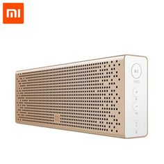 Original Xiaomi Mi Bluetooth Speaker Wireless Stereo Mini Portable MP3 Player Pocket Audio Support Handsfree TF Card AUX-in  — 2576.14 руб. —