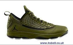 VI AE Squadron Green Black White Kevin Durant Basketball Shoes b0299b5e5473