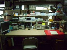 Whats your Work-Bench/lab look like? Post some pictures of your Lab. - Page 33