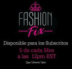 El Fashion Fix es sin lugar a dudas uno de los clubes más populares y más candentes de toda la ciudad, pero está a punto de ponerse más caliente que núnca, porque a comienzos del 20 de agosto, el Fashion Fix va a a estar disponible EXCLUSIVAMENTE para aquellas personas que estén suscritas a dicho plan!